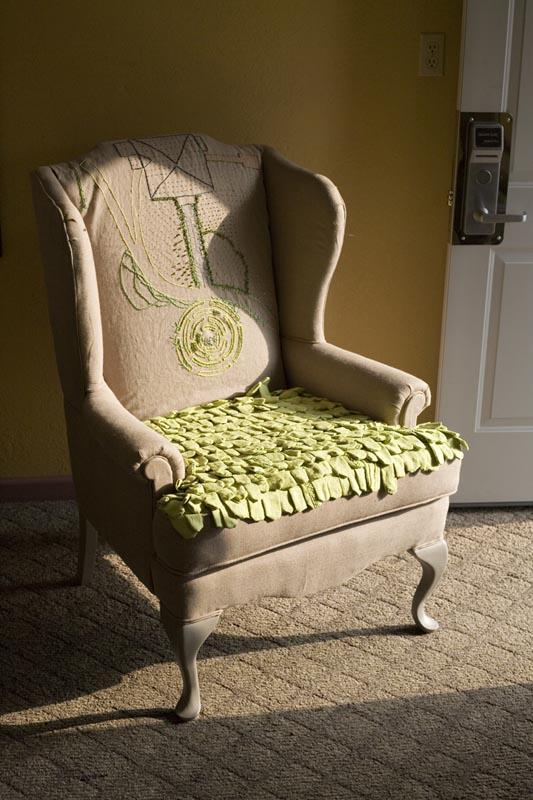1-ACoggan-William Faulkner chair