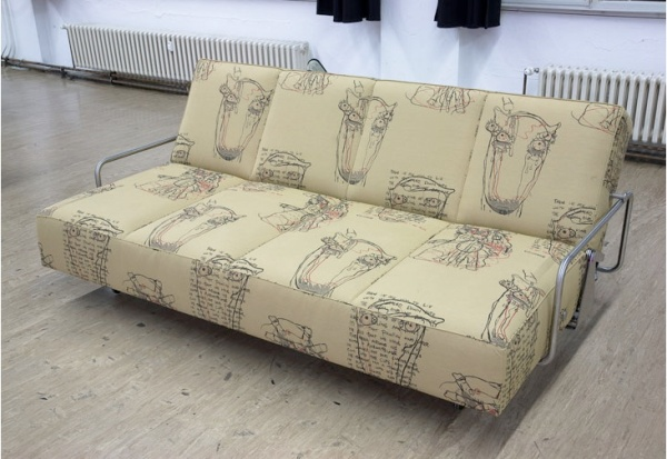 Kid whore sofa