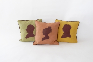 peale family pillows