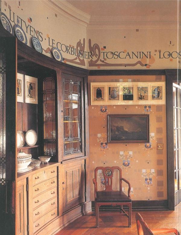 Venturi's own house