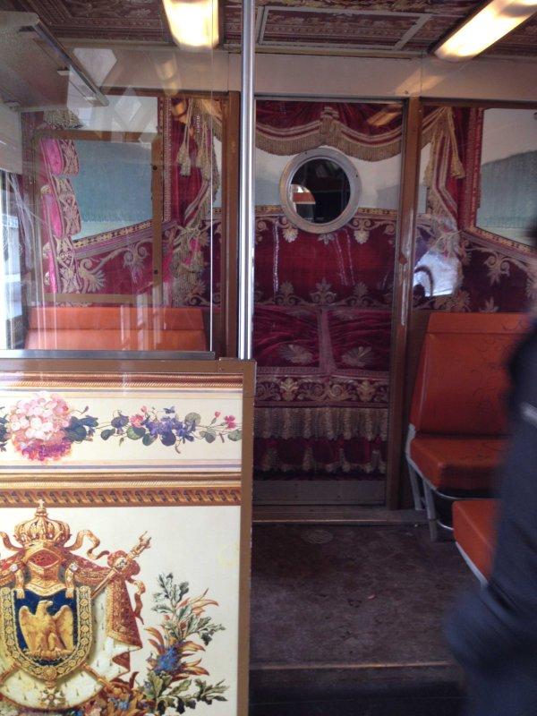 Versailles train 1